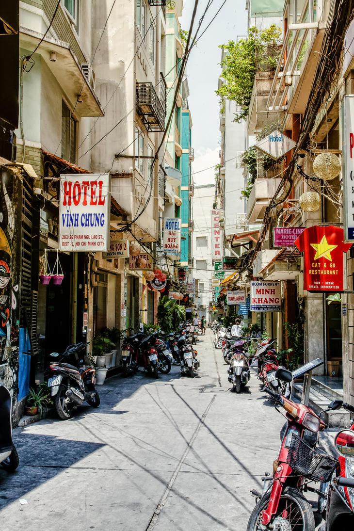 Ho chi minh city by Lad2-0