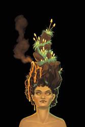Elementals: Earth by chlorinesea