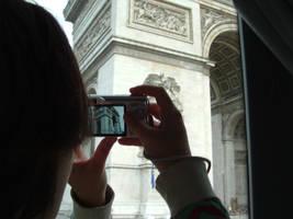 L'arc de Triomphe by EmCaCo