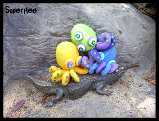 Octopie Adventure by SuperFlee