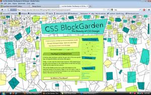Css Blockgarden by SuperFlee