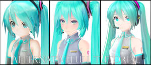[MMD] AlternativeFull tutorial + download links