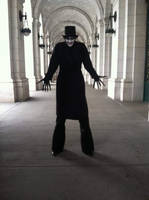 The Babadook at Union Station by PulpAddedCosplay