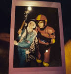 Polaroid seems appropriate by PulpAddedCosplay