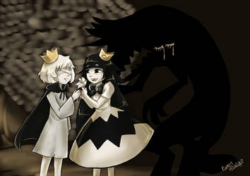 The liar princess and the blind prince by MangoGloor