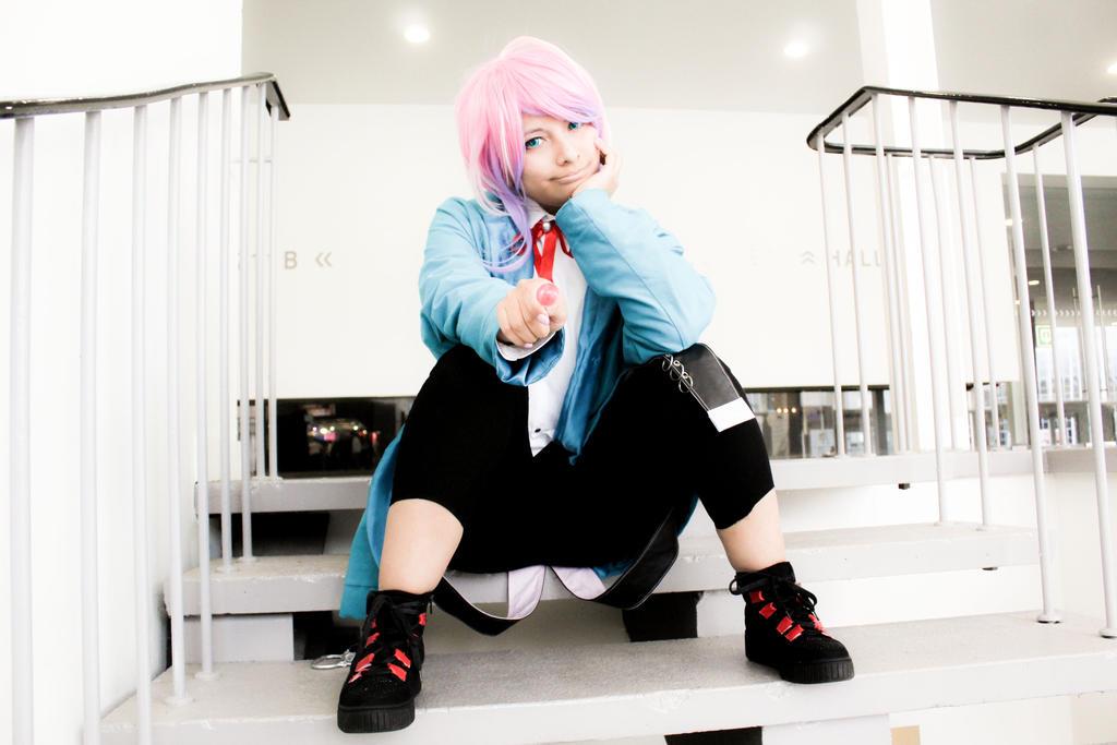 Hey I do cosplay by MangoGloor