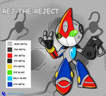 Rej the Reject Ref
