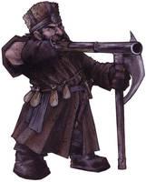 Dwarf Burnedbeard by Serg-Natos