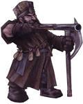 Dwarf Burnedbeard