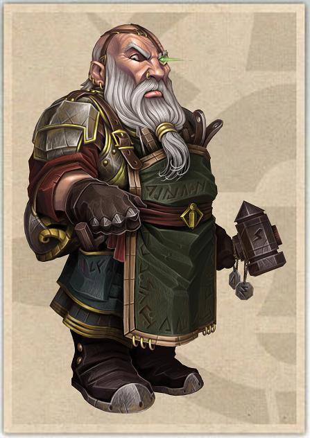 Dwarf Alchemist 2.0 - final