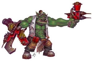 SPELLCROW - Doc Orc