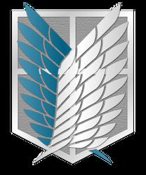 Survey Corps Logo by killerbee23