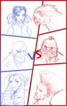Street Fighter VERSUS JAM