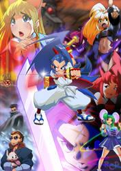 Brave Fencer Musashi by Robaato
