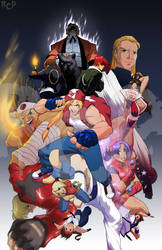 King of Fighters 2009
