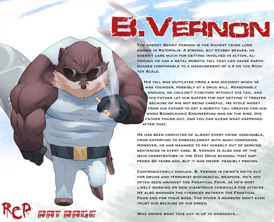 B. Vernon by Robaato