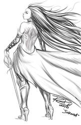 Shanoa - Castlevania OoE by Robaato