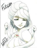 Eudora Marker Sketch by Robaato