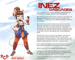 Inez Cascades