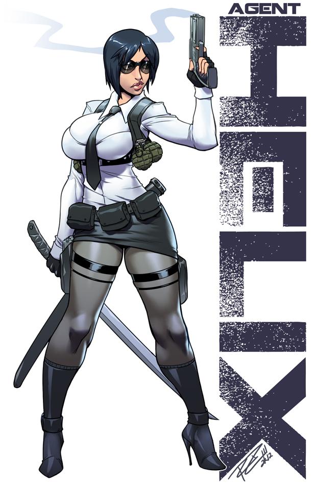 Spy-ral by Robaato