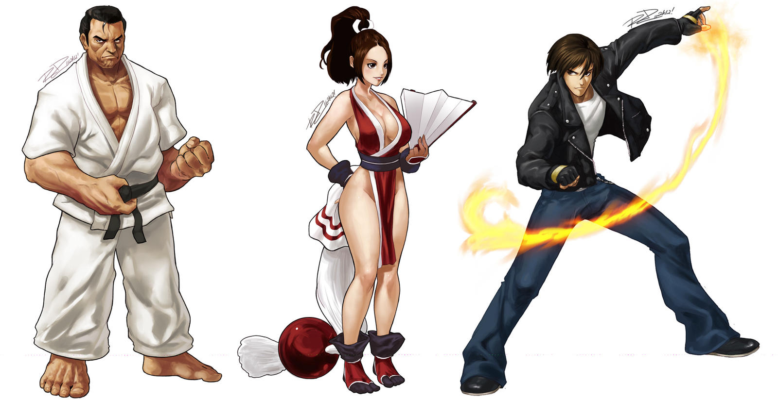 KoF Test by Robaato