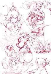 Super Mario Montage by Robaato