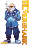 Geophilus Silvershark
