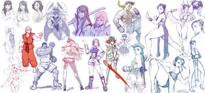 Breaksketch Compilation 4