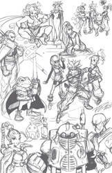 Trigger Sketches 13-12-8
