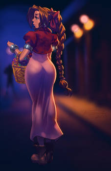 Slumgirl in the Streets