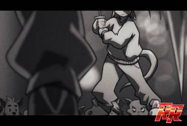 Rat Rage #0-10 by Robaato