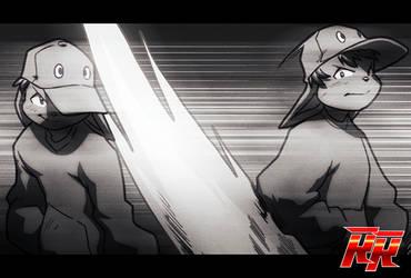 Rat Rage #0-12 by Robaato