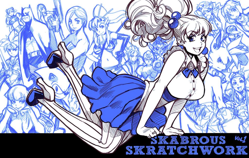 Skabrous Skratchwork Vol. 1 by Robaato