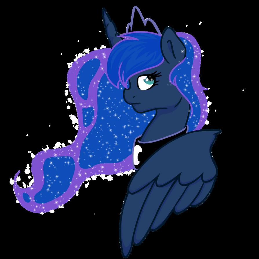 Princess Luna best pony princess. by TraLaLayla