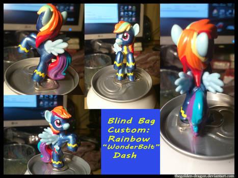 Rainbow Wonderbolt Dash