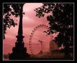London Eye by tabzthefish