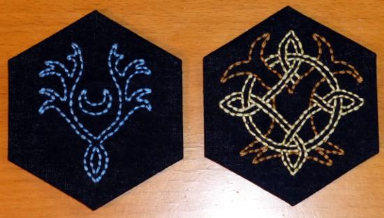 Tamuran 1 and 2 by GrimSqueaker