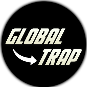global trap logo by jordfied on deviantart