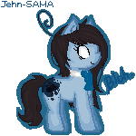 Ponysona. by Jehn-Sama