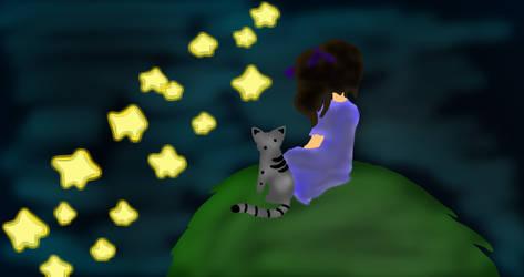 :Starlight: by CuriousStraydog