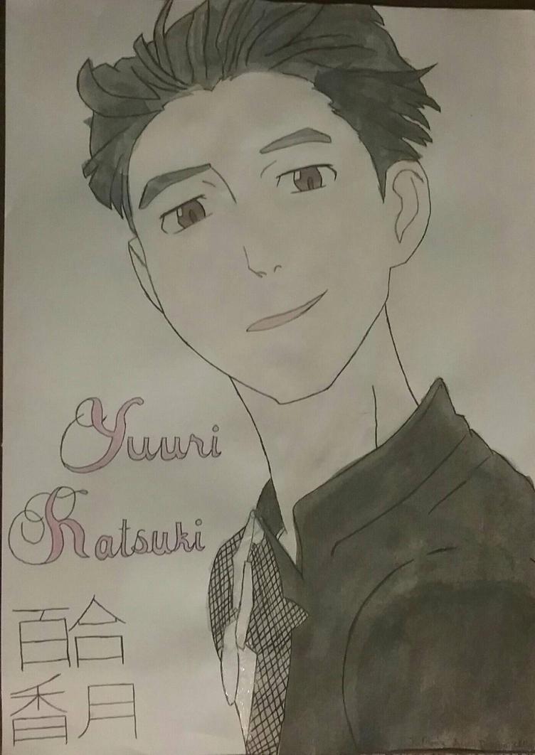 Yuuri Katsuki by YoutuberObssessed