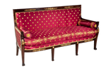antique sofa png