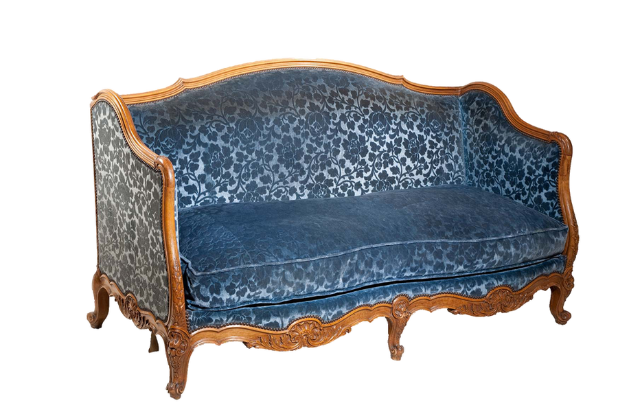 Antique sofa png by camelfobia on deviantart