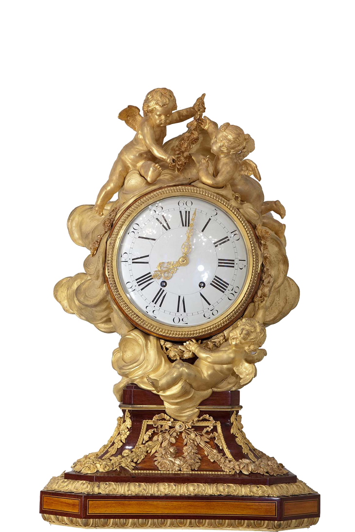 antique clock png by camelfobia