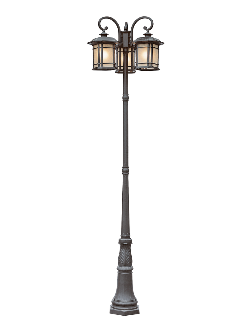 Lantern pole png by camelfobia on deviantart for Exterior lamp png
