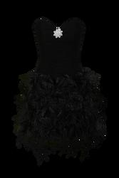 black dress png