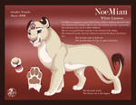 NoeMiau Lioness Reference