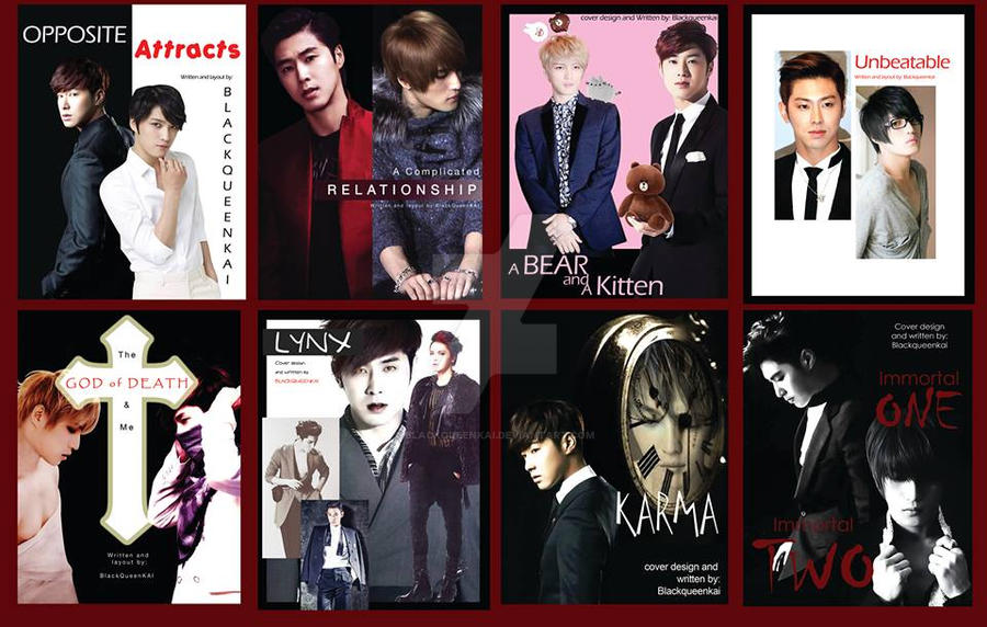 My Yunjae Fanfiction stories by blackqueenKAI