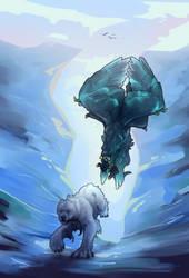 Icy Cold Flight
