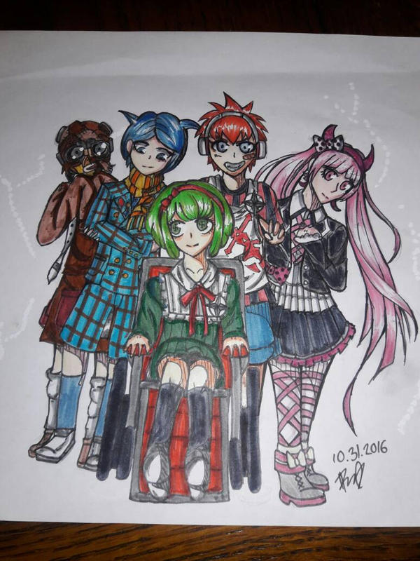 The Warriors of Hope by ekkoji on DeviantArt